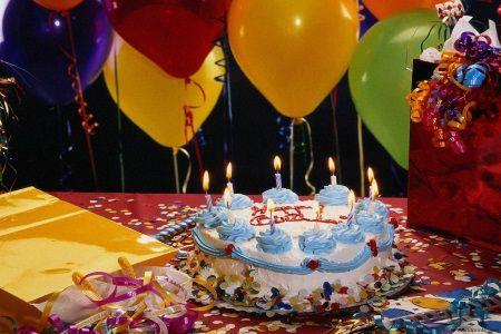 Пусть с этого дня – дня твоего рождения