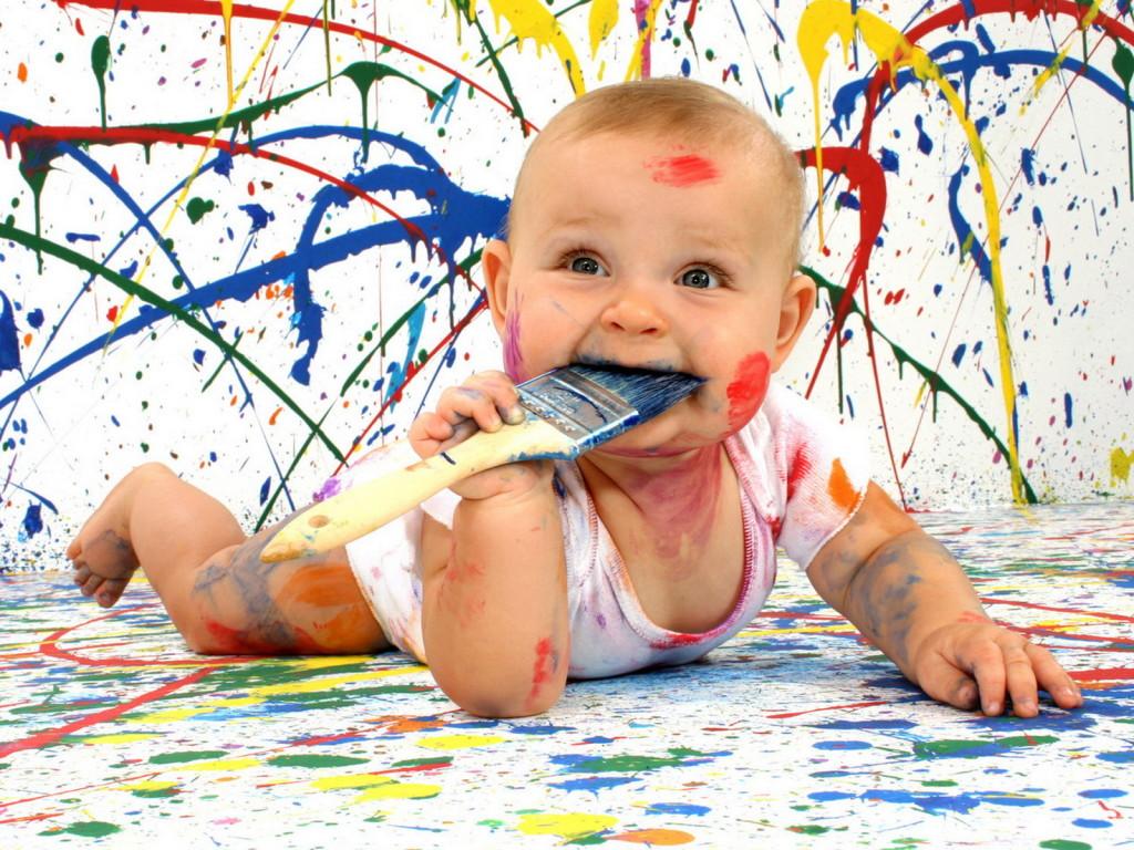 «Каждый ребенок — художник