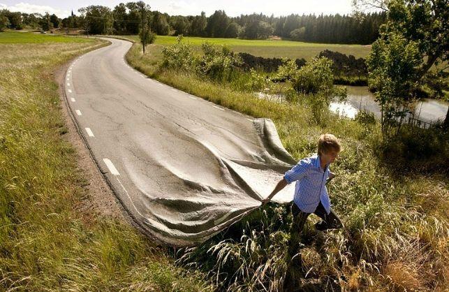 длинная дорога начинается с первого шага.