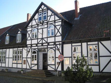 Музей Отто фон Бисмарка в Фридрихсру.