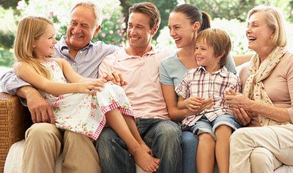 Мудрые слова про семью