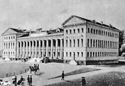 С 1821 по 1828 годы провел в Нежинской гимназии