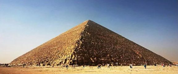 Пирамида Хеопса построена по необычным технологиям,
