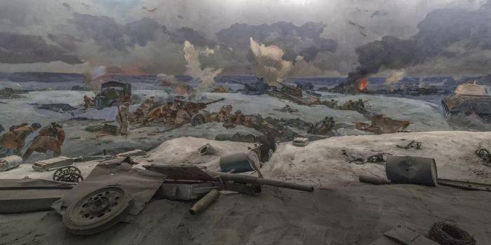 Сталинградская битва кратко самое главное