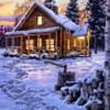 Предложения со словом зима