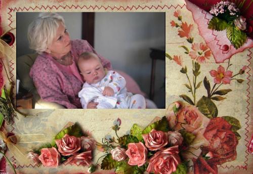 С днем рождения бабуля