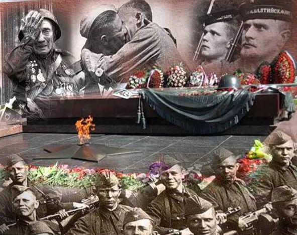 Но живы навсегда в сокровищнице памяти народной Войной испепеленные года.