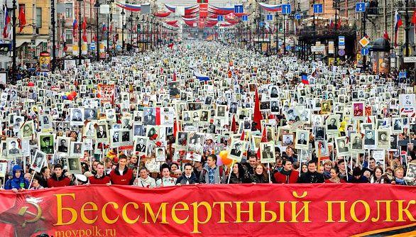 «Бессмертный полк» — это гражданская инициатива, призванная сохранить в каждой семье, в каждом доме память о солдатах и офицерах Великой Отечественной войны.