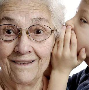 Мы с моею бабушкой Старые друзья До чего хорошая Бабушка моя