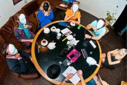 амая популярная игра в компании друзей за столом — «Мафия»