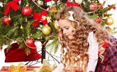 Из всего человечества наступление Нового года, конечно же, больше других ожидают дети.