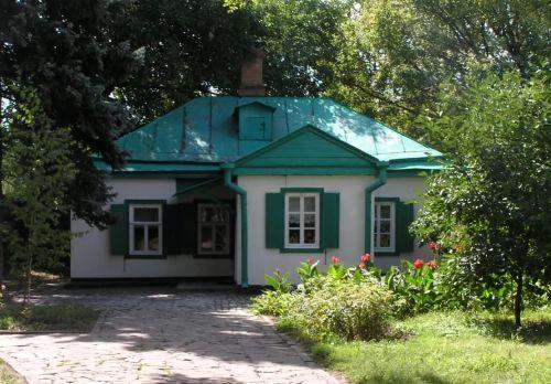 Домик Чехова – в котором родился писатель в январе 1860 года