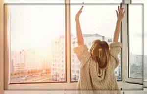 На солнце, к окнам, как ростки,