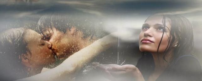 тогда все слова любви, которые за все эти годы невольной разлуки накопились в нас, мы прольём друг на друга,