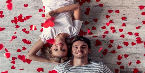 Я о тебе мечтала, жала, искала и вот ты наконец-то рядом».