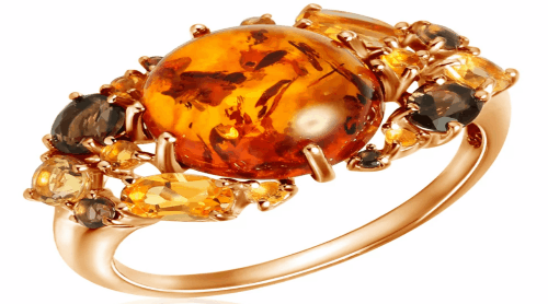 подарить украшения - золотые или из янтаря