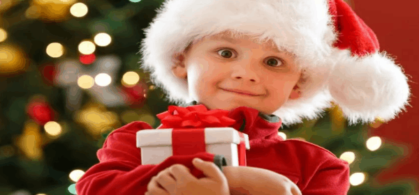 Что можно подарить на новый год детям
