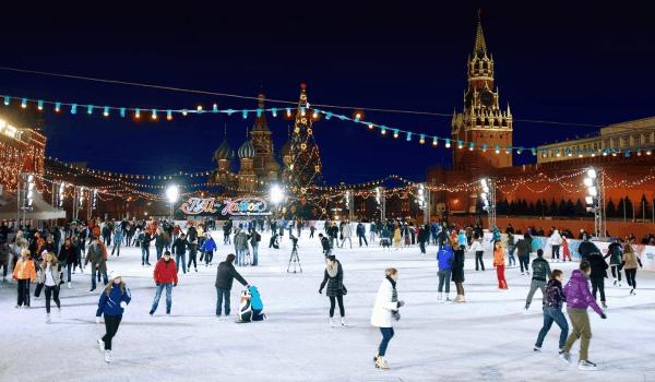 куда можно поехать на Новый год 2019 в России