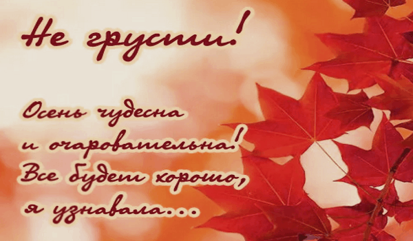 Красивые цитаты про осень для Инстаграм