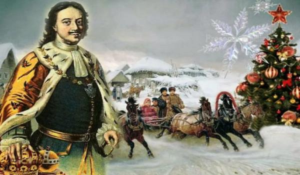Русские новогодние традиции, обычаи и игры